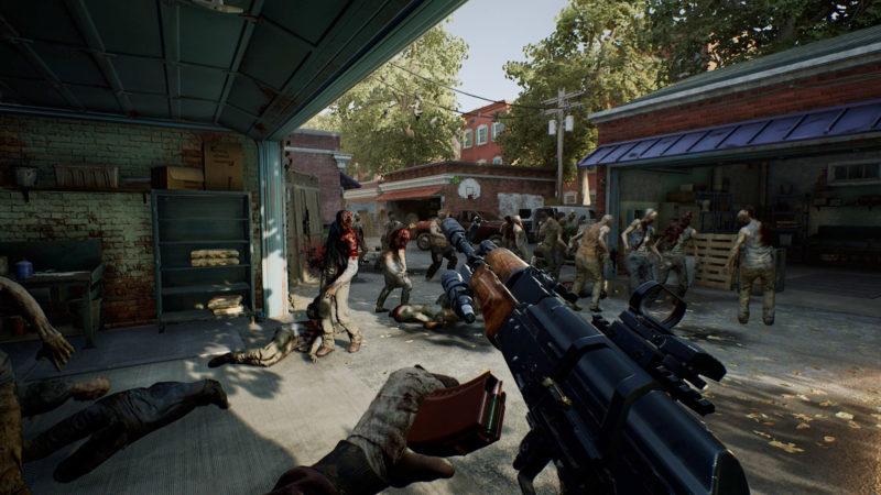 Overkill's The Walking Dead eingestellt - eingestellte Survivalspiele 2019