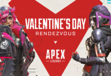 Apex Legends Duo-Modus Valentinstag Event