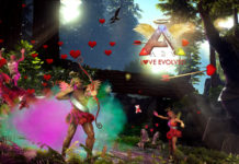 ARK Love Evolved Event