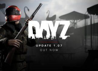 DayZ Update 1.07