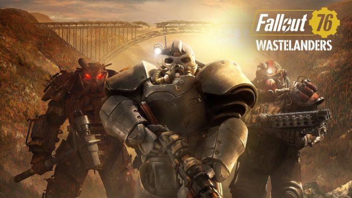 Fallout 76 Wastelanders Trailer Release-Datum