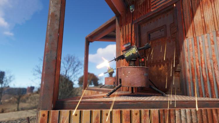 Rust Februar Update modulare Türme