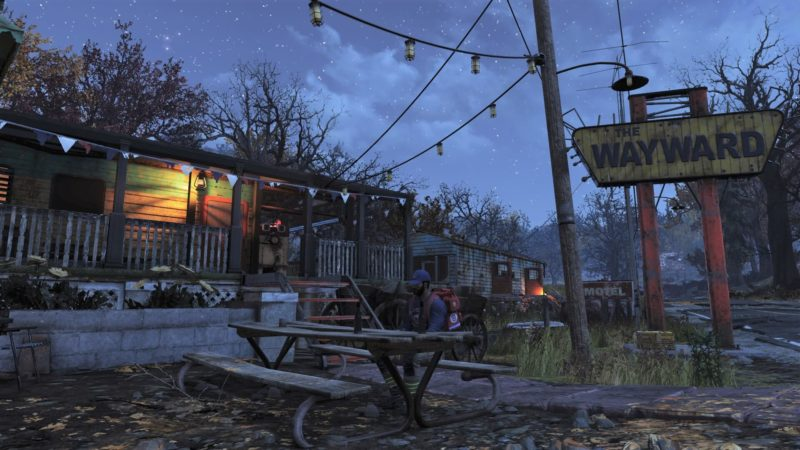 Fallout 76 Wayward Quests Guide