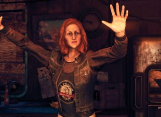 Fallout 76 NPCs klauen Waffen