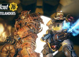 Fallout 76 Wastelanders Update Trailer