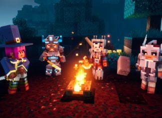 Minecraft Dungeons Release verschoben