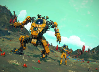 No Man's Sky Updates in 2020