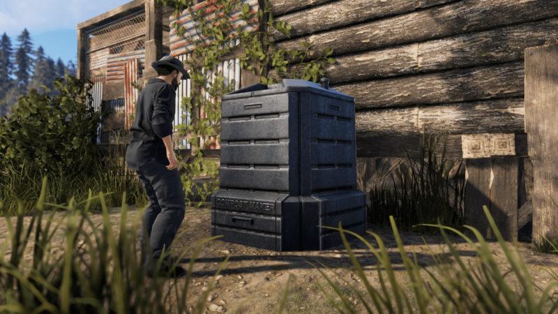 Rust Farming 2.0 Update Komposter