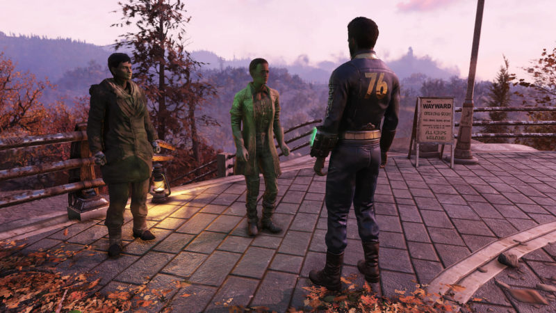 Fallout 76 Free Weekend auf Steam
