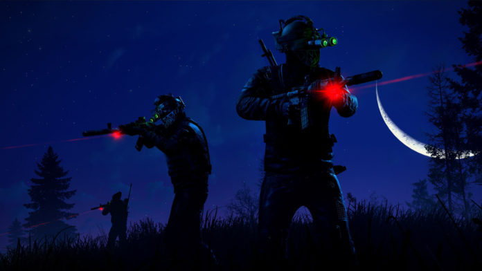 Rust Nightvision Update