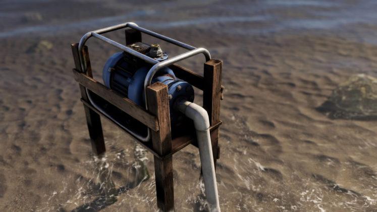 Rust Nightvision Update Wasserpumpe