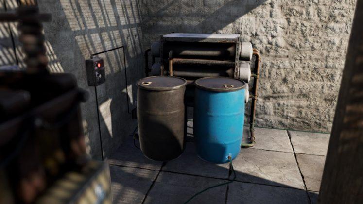 Rust Nightvision Update Wasserreiniger