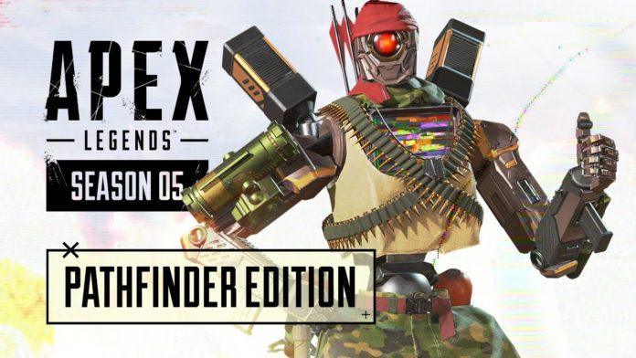 Apex Legends Pathfinder Edition
