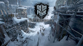 Frostpunk DLC On The Edge