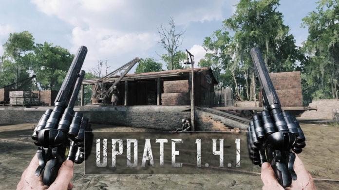 Hunt: Showdown Update 1.4.1 Liveserver