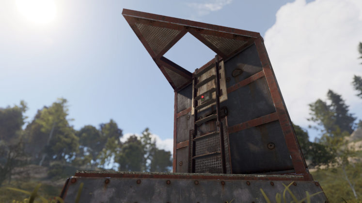 Rust Companion App Rust+