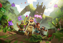 Minecraft Dungeons DLC Jungle Awakens