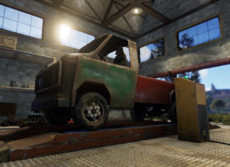 Rust Modular Vehicles Update