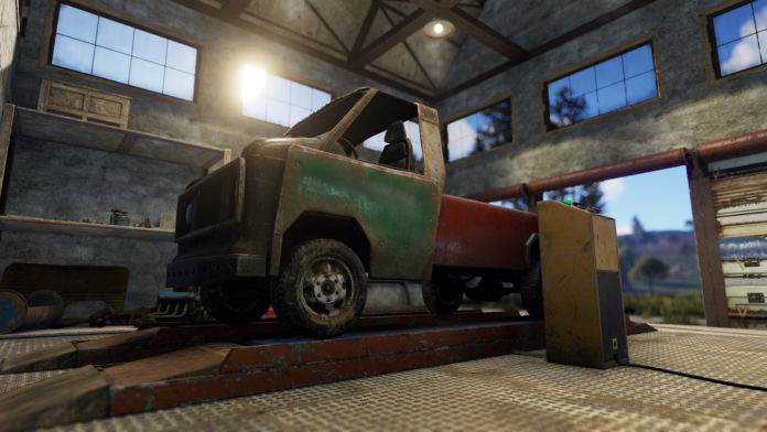 Rust Modular Vehicles Update