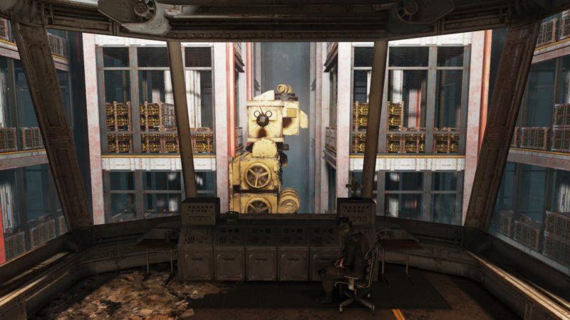 Fallout 76 - Betriebszentrale
