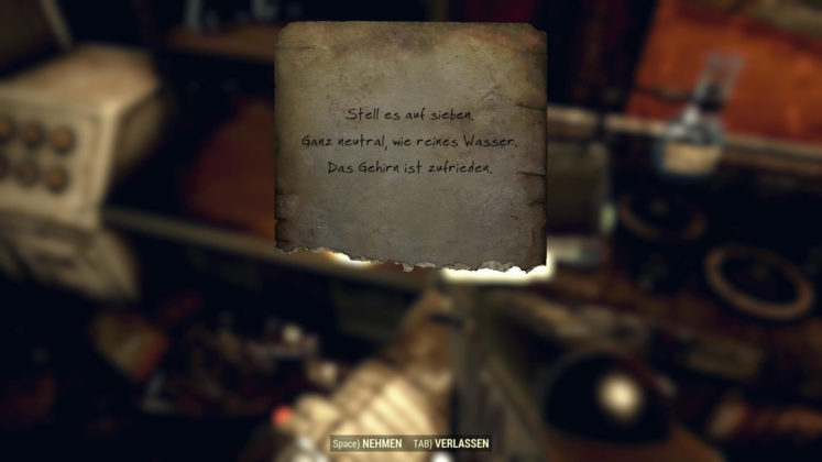 Fallout 76 Wastelanders Aufseher-Quest Guide Teil 5