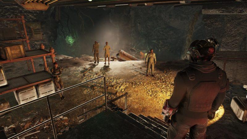 Fallout 76 - Hauptader