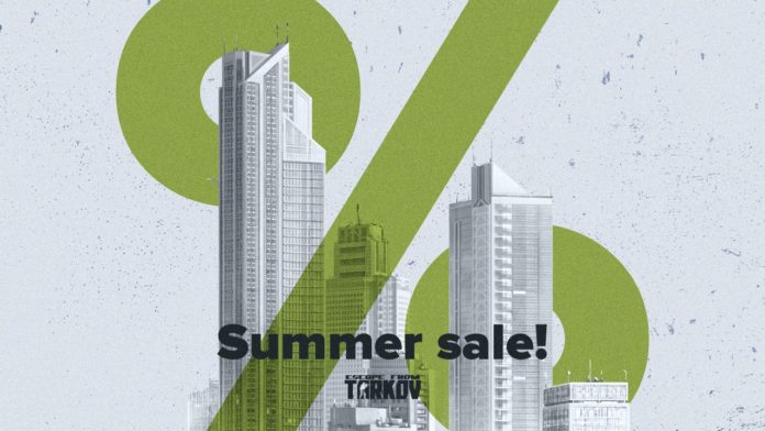 Escape from Tarkov Summer Sale