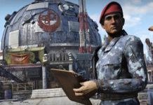 Fallout 76 ATLAS befestigen Event