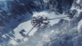 Frostpunk On The Edge Gameplay