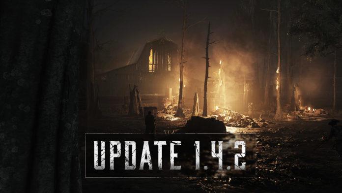 Hunt: Showdown Update 1.4.2 Liveserver