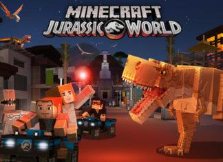 Minecraft Jurassic World-DLC