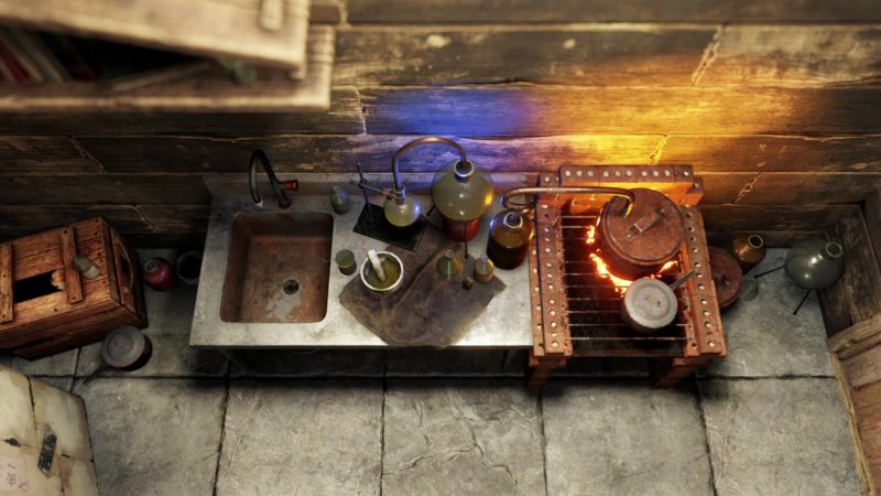 Rust - Mixing Table Update