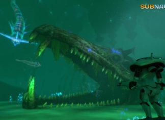 Subnautica für die Nintendo Switch
