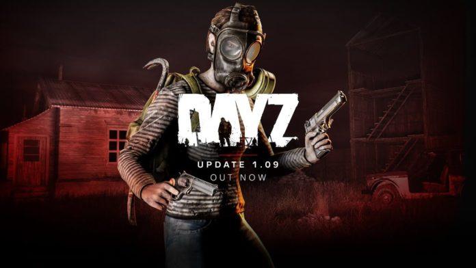 DayZ Update 1.09 Liveserver