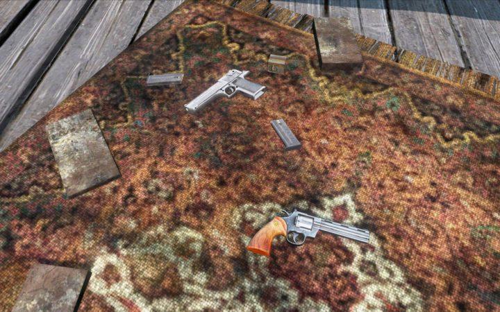 DayZ Update 1.09 Liveserver Waffen