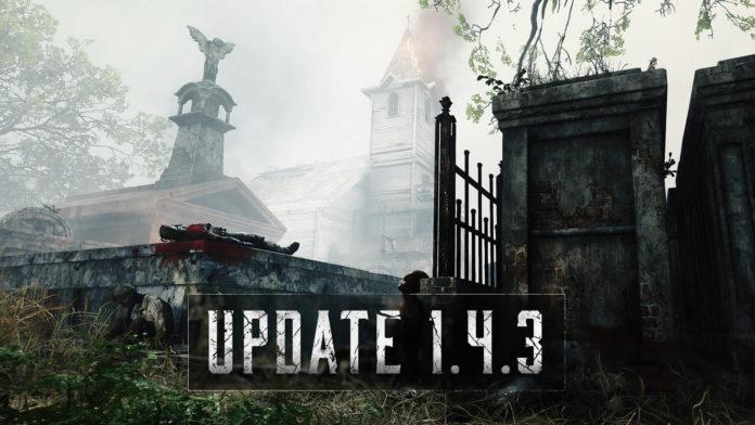Hunt: Showdown Update 1.4.3 Liveserver