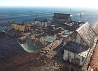 Rust Boat Vendor Update