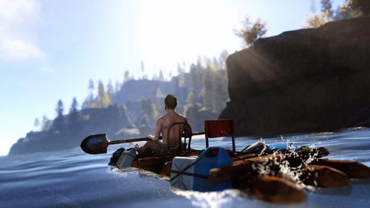 Rust Boat Vendor Update - Kayak