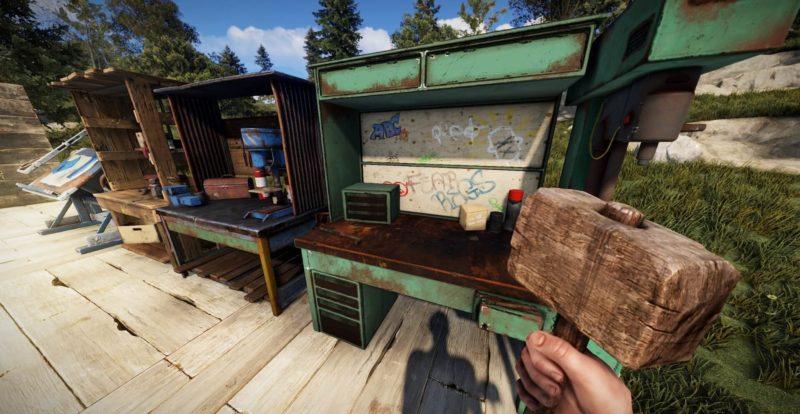 Rust Boat Vendor Update - Werkbank