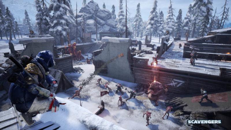 Scavengers Gameplay Trailer