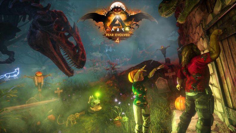 ARK: Fear Evolved 4 - Screenshot 01