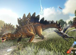 ARK Survival Evolved Überarbeitung Stegosaurus & Mammut