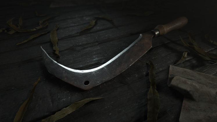 Hunt: Showdown Live by the Blade DLC - Schweres Messer