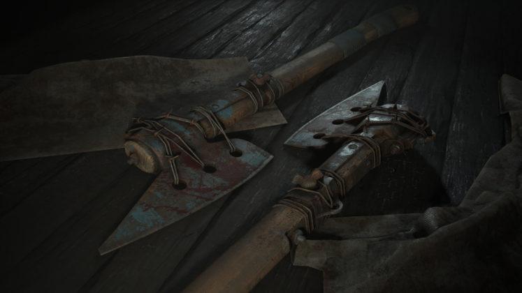 Hunt: Showdown Live by the Blade DLC - Axt