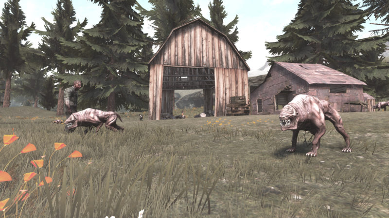 Infestation: Survivor Stories Reboot - Zombiehunde