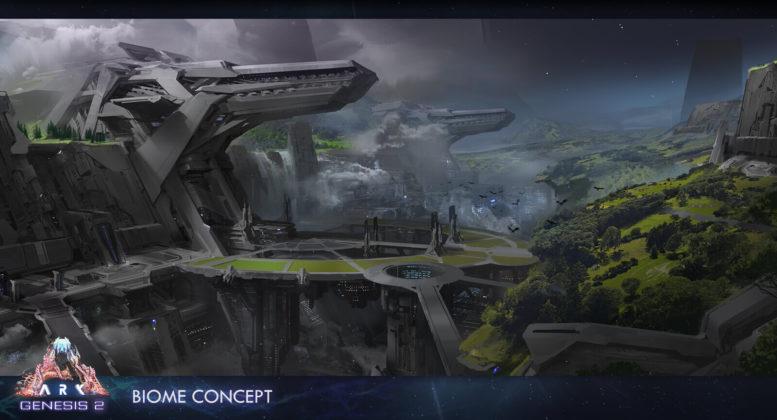 ARK: Genesis Part 2: Biom Konzept 02