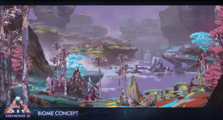 ARK: Genesis Part 2: Biom Konzept 03