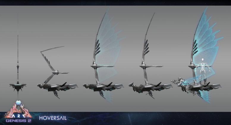 ARK: Genesis Part 2: Hoversail
