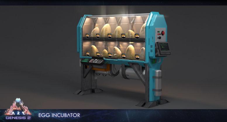 ARK: Genesis Part 2: Inkubator