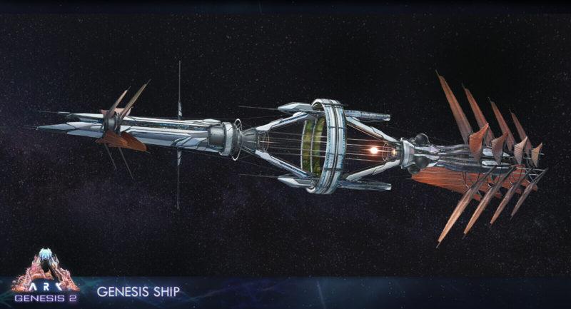 ARK: Genesis Part 2: Kolonieschiff 01
